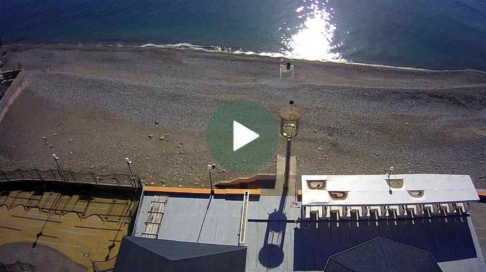 Пляжи Нового Афона в Абхазии - лучшие фото 73